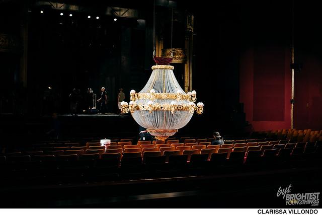 Phantom of the Opera Behind the Scenes