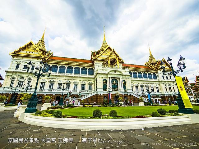 泰國曼谷景點 大皇宮 玉佛寺  86