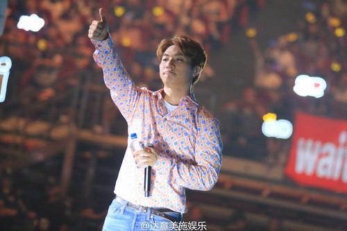 BIGBANG Guangzhou Day 1 2016-07-07 Daesung (7)