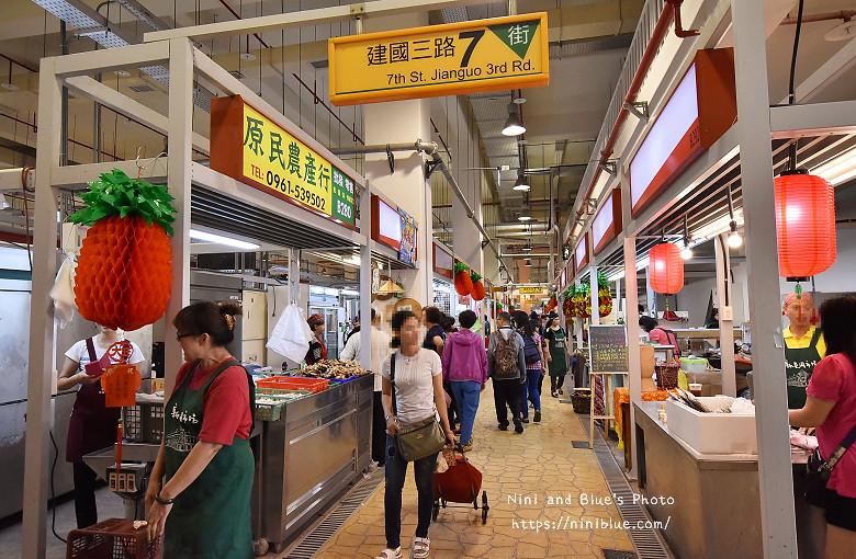 台中新建國市場火車站32