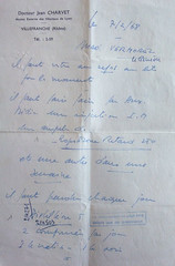 Ordonnance Distilbène 1968.02.07