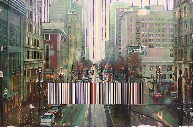 Main Street 36 x 55.5