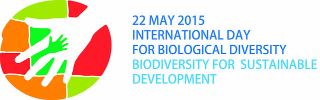 2015 國際生物多樣性日(圖片來源:United Nations Decade on Biodiversity)