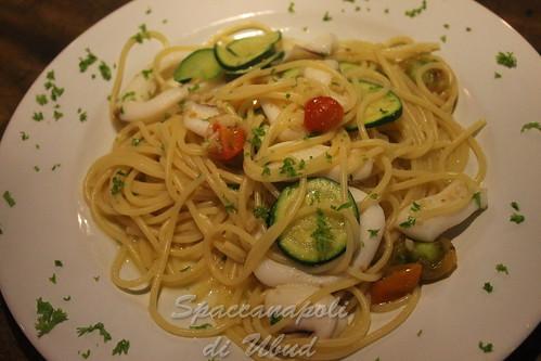 Spaccanapoli di Ubud Italian Restaurant & Pizzeria