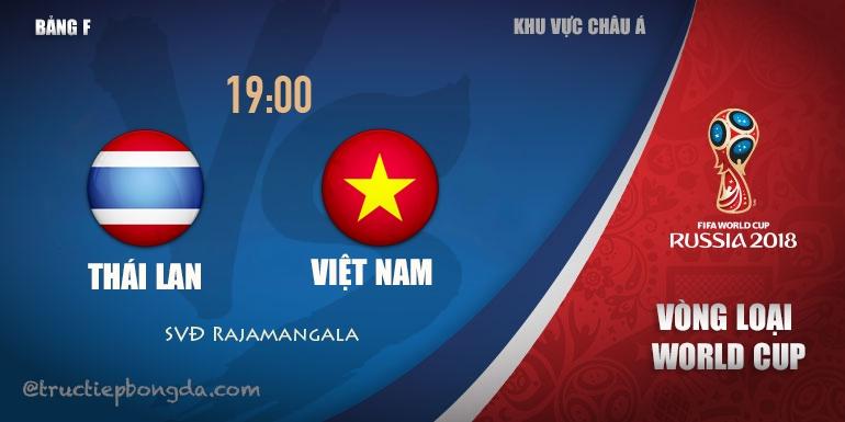 Thái Lan vs Việt Nam