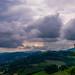 Landscape of clouds