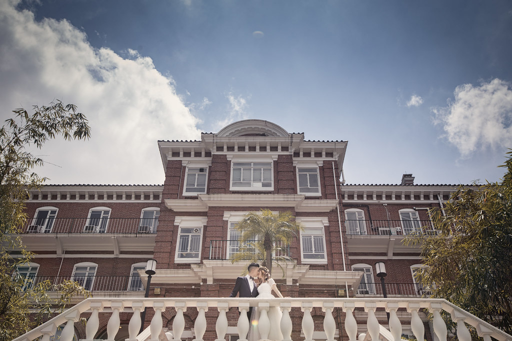 海外自助婚紗 香港