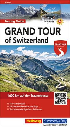 Velká cesta po Švýcarsku - podrobný turistický průvodce