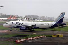 Airbus A320 VT-IDN