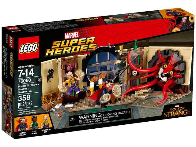 【完整官圖、販售資訊更新】LEGO® 76060【奇異博士的書房】Doctor Strange's Sanctum Sanctorum 場景組