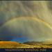 Yellowstone Rainbow by justbelightful