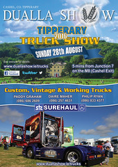 Tipperary Truck Show 2016
