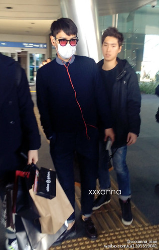 Big Bang - Incheon Airport - 07dec2015 - xxxanna_xian - 09