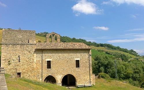 Abbazia di S. Bartolomeo, Carpineto