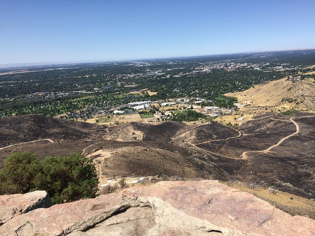 Table Rock, Boise