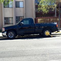 automobile(1.0), automotive exterior(1.0), pickup truck(1.0), wheel(1.0), vehicle(1.0), truck(1.0), chevrolet silverado(1.0), bumper(1.0), land vehicle(1.0), luxury vehicle(1.0), motor vehicle(1.0),