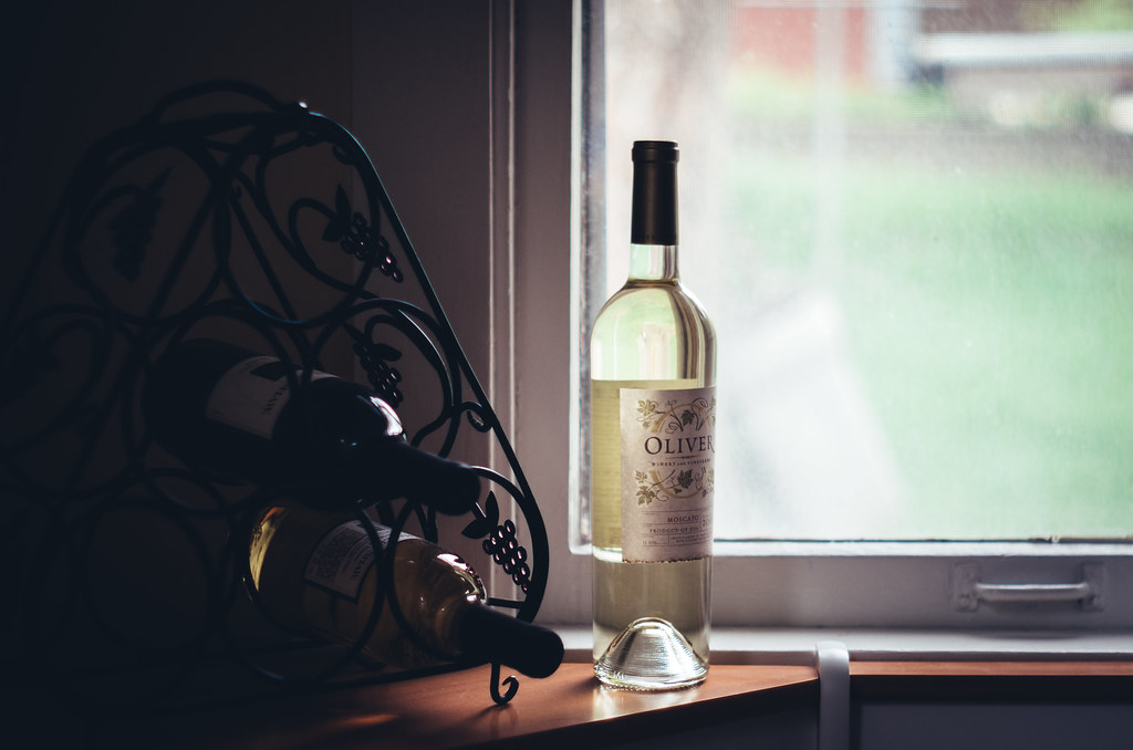 Window and Wine