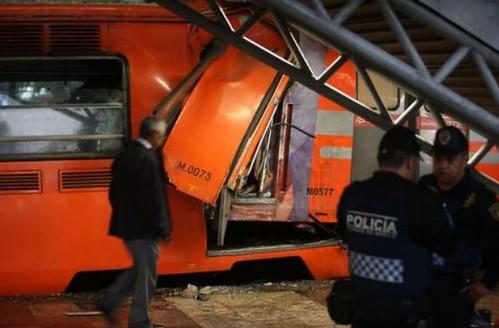 Murió trabajador del Metro lesionado durante retiro de trenes