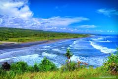View From Puncak Guha, Rancabuaya, Garut Selatan
