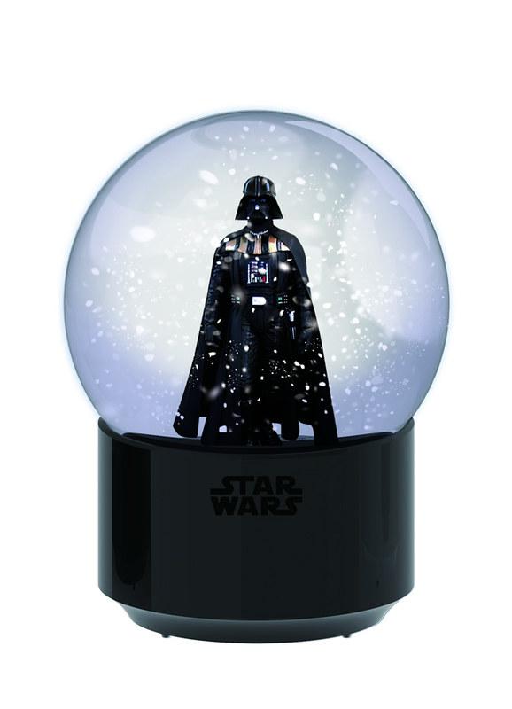今年聖誕節『家裡面一定要有』【星際大戰】多功能電子式雪球!