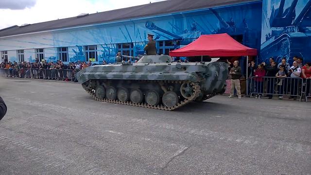 T-72 at Saumur 2015