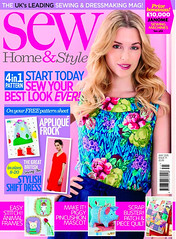 Sew Magazine May 2015