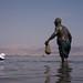 Dead Sea scene by wolfkann