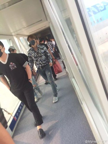 Big Bang - Tianjin Airport - 05jun2016 - MyHeart_TOP - 01