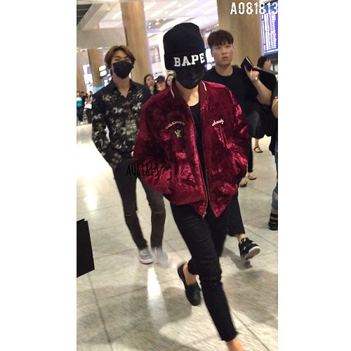 Big Bang - Incheon Airport - 26jul2015 - a081813 - 02