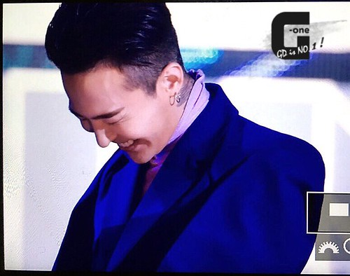Big Bang - The 5th Gaon Char K-Pop Awards - 17feb2016 - G-One - 15