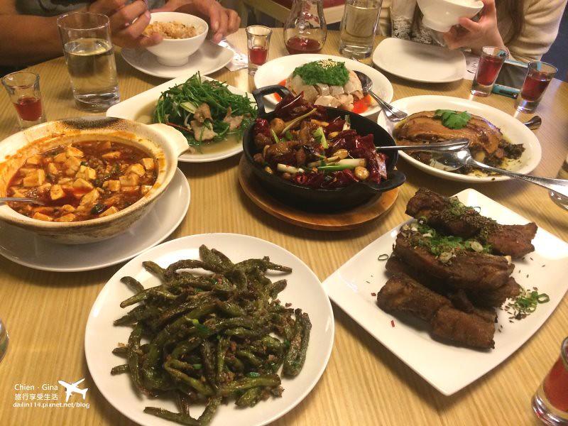新北市永和美食》開飯川食堂-永和店 (開飯食堂) @Gina Lin