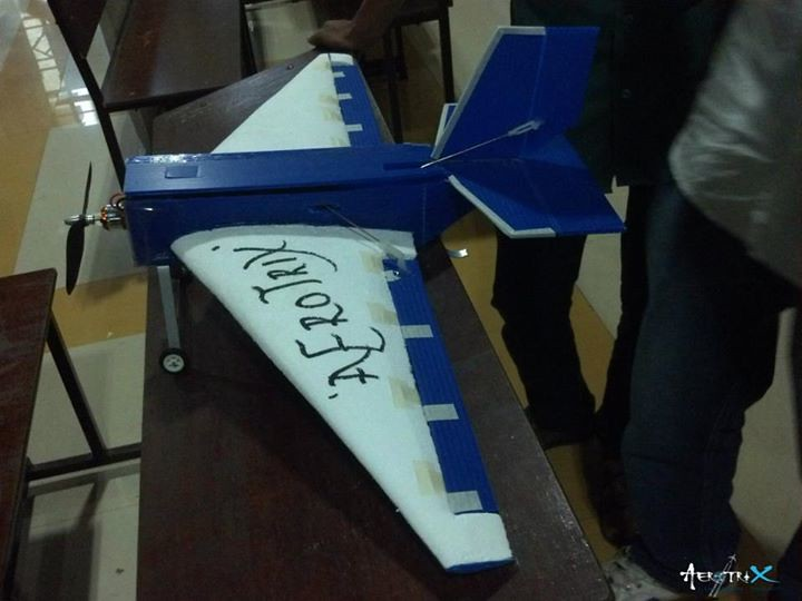 Delta Wing Workshop Image 1