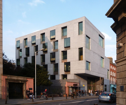 Department of Finance, Dublin by Grafton Architects