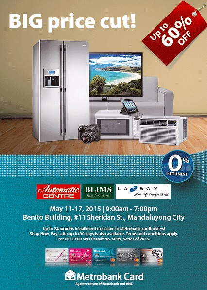 Automatic Centre May 2015 Promos