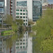 Small photo of Leeds: River Aire from Whitehall Bridge