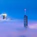 Cloud Chicago by PeteTsai