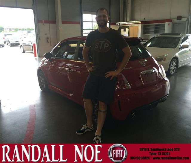 Randall Noe Terrell >> #HappyAnniversary to Josiah Shipley on your 2013 #Fiat #50 ...