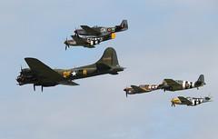 Duxford VE Day Anniversary Airshow 2015