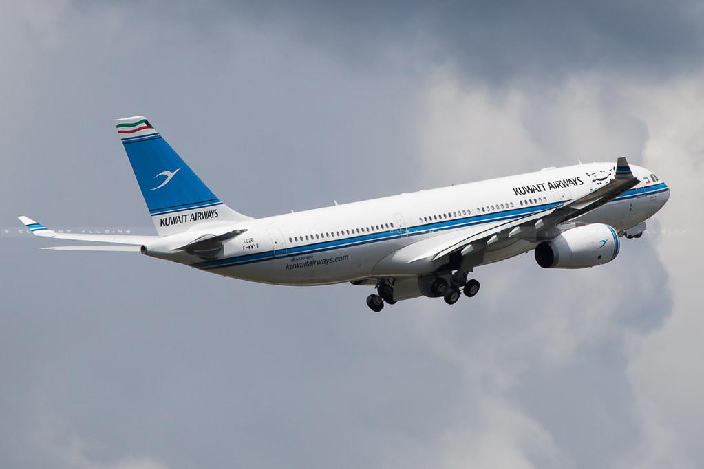 9K-APA - A332 - Kuwait Airways