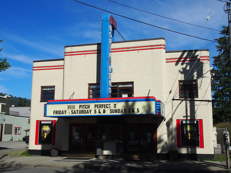 North Bend Theater