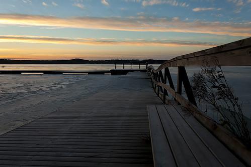 winter canon finland landscape dock efs1855mm lemi 40d