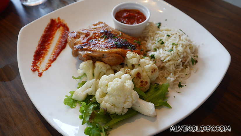 Catalan Chicken - S$11.00