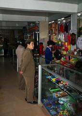 Local shop Rajin (Rason)