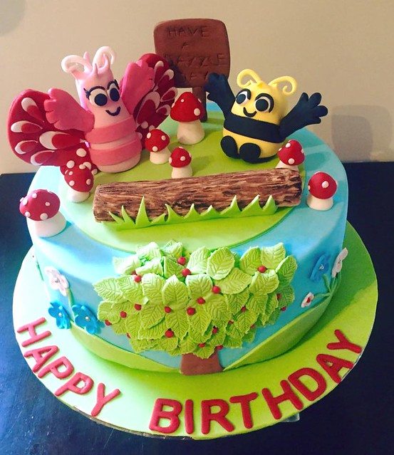 Cake by Geri Dee