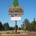 juniper lodge sign by midmodman