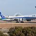 ANA (All Nippon Airways) Boeing 777-300ER JA735A by jbp274