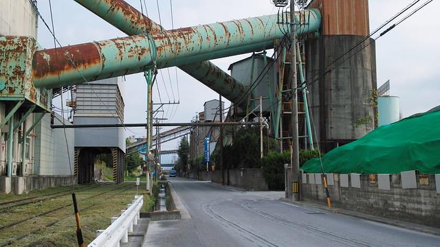 赤坂石灰工場