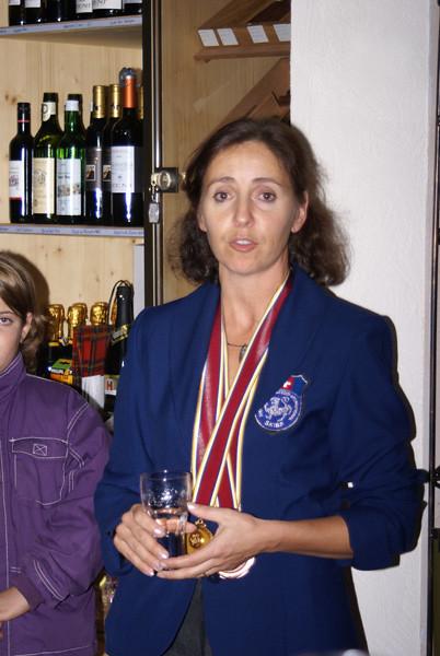 2006 Empfang und Impressionen nach dem Gewinn des WM Titels