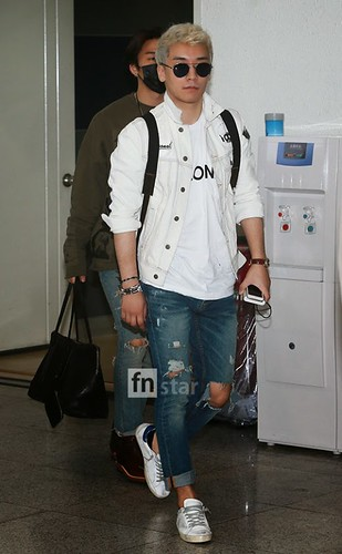 BIGBANG Gimpo to Jeju 2015-05-19 2015-05-19 15