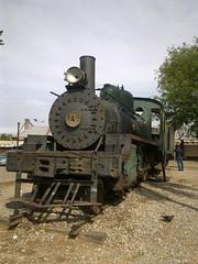 Санта Круз - паровоз1